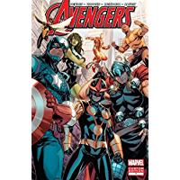 Avengers: Heroes Welcome #1 (English Edition)