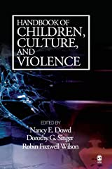 Handbook of Children, Culture, and Violence Hardcover