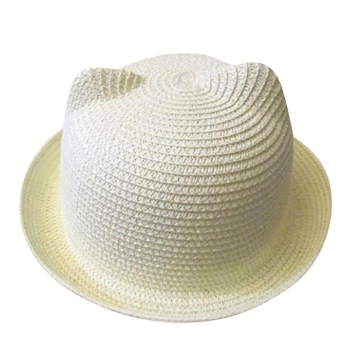 erthome Baby Hut Kappe, Kinder Sommer Breathable Hut, Junge Mädchen ...