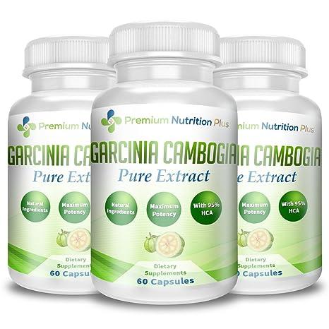 Amazon.com: PREMIUM Garcinia Cambogia Plus, 3: Health ...