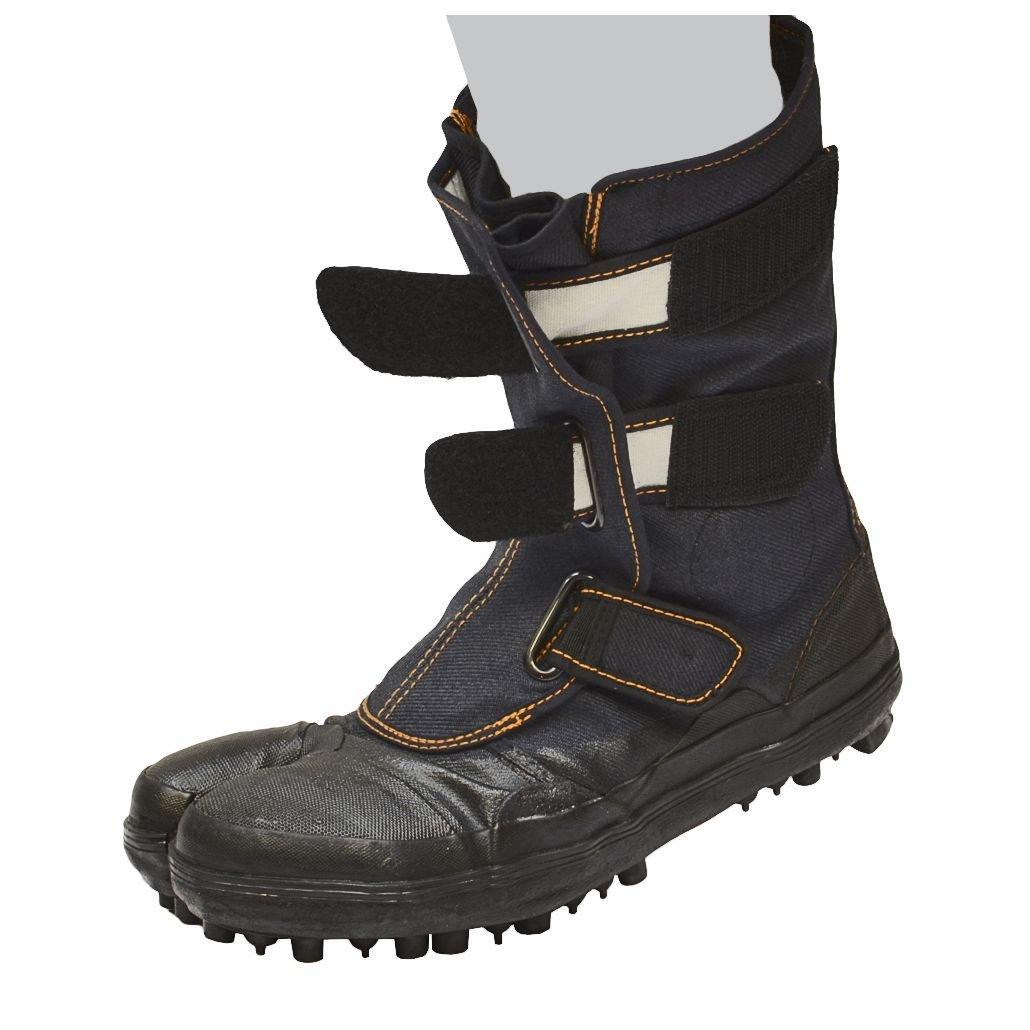 Amazon.com: Japanese Tabi Shoes Ninja Boots Black 28CM(US10 ...