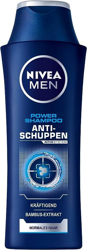 Nivea - Champú anticaspa energizante para hombre, pack de 2(2 x 250 ml): Amazon.es: Belleza