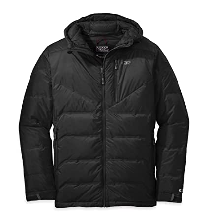 44c50f49204 Amazon.com  Outdoor Research Men s Floodlight Down Jacket  Sports ...