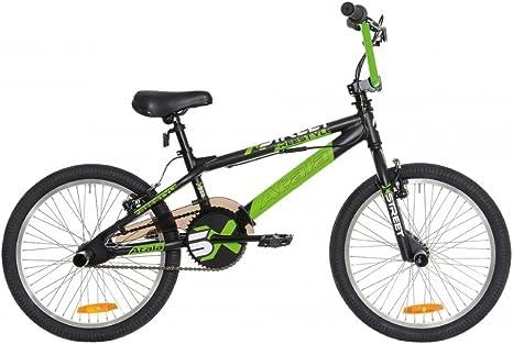 Atala Bicicleta BMX X-Street, 1 Velocidad, Color Negro – Verde Mate: Amazon.es: Deportes y aire libre