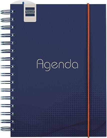 Finocam - Agenda 2019-2020 semana vista vertical español Institut ...