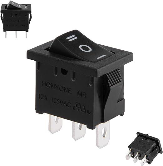 Ac Rocker Switch Wiring