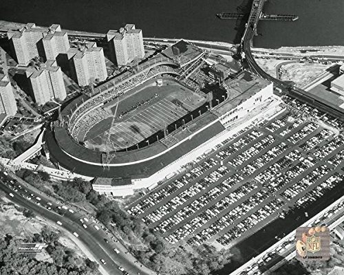 Polo Grounds San Francisco Giants MLB Stadium Photo (Size: 20