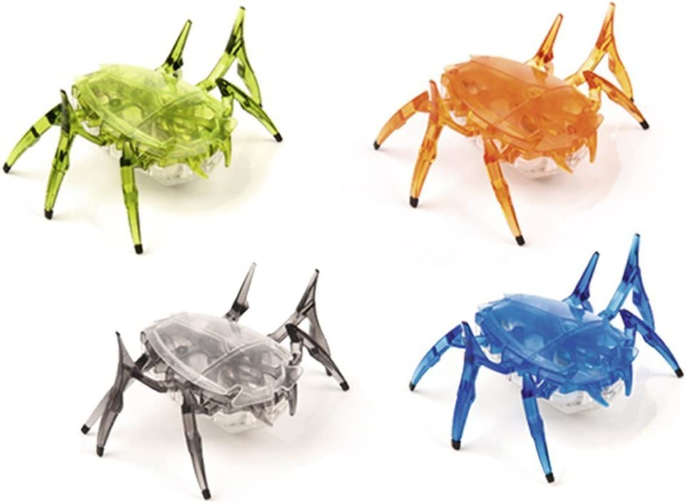 Funny Nano Hexbug Electronic Pet Toy Robotic Insect Amazing Hex bug Toy UK !!