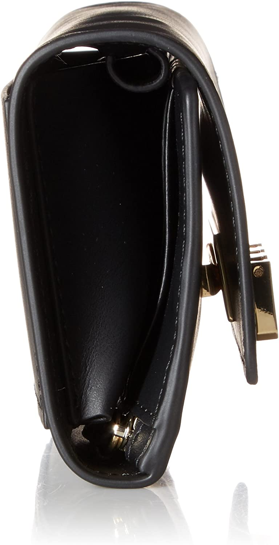ZAC Zac Posen Eartha Iconic Small Phone Wallet Crossbody Black