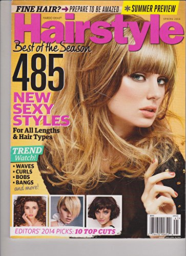 HAIRDO IDEAS HAIRSTYLES BEST OF THE SEASON MAGAZINE SPRING 2014,485 NEW SEXY STY (Ideas For Hairstyles)