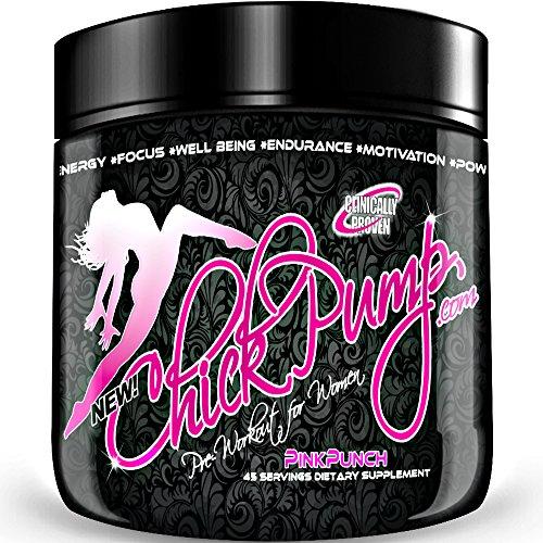 Le meilleur entraînement pré femmes Nana pompe pré-entraînement diète supplément pour femmes meilleures Preworkout poids perte énergétique !
