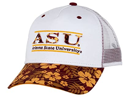 5636425197e1f Image Unavailable. Image not available for. Color  NCAA Arizona State Sun  Devils Tiki Bar Snapback Hat