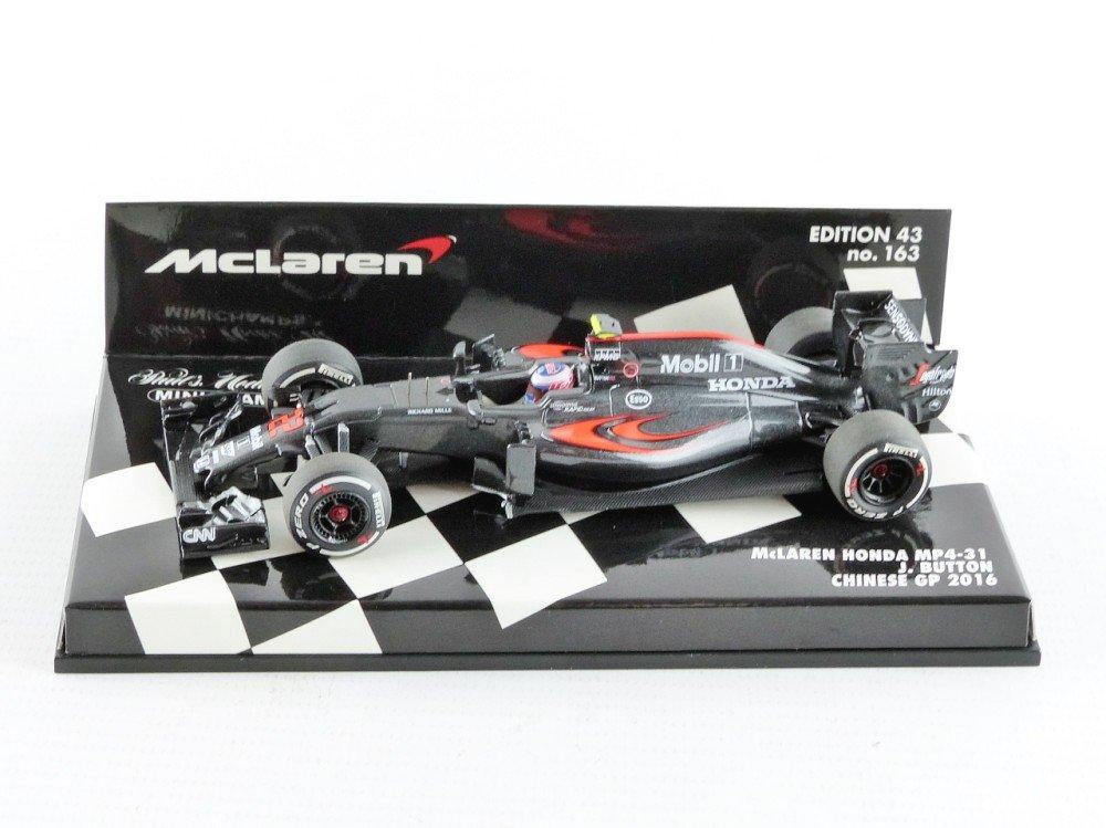 Minichamps 1.346.617.377,9 cm 1: 43 McLaren Honda MP4–31 J. Button Modell Auto