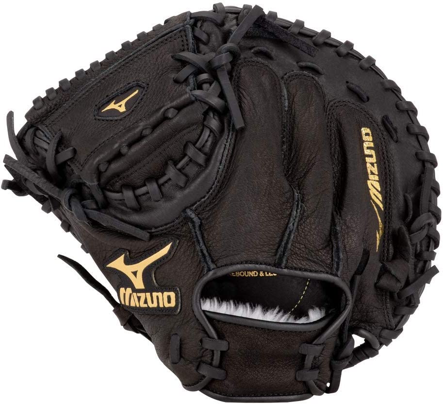Mizuno Prospect GXC112 Youth Catcher's Mitt (31.50-Inch, Left Handed Throw)
