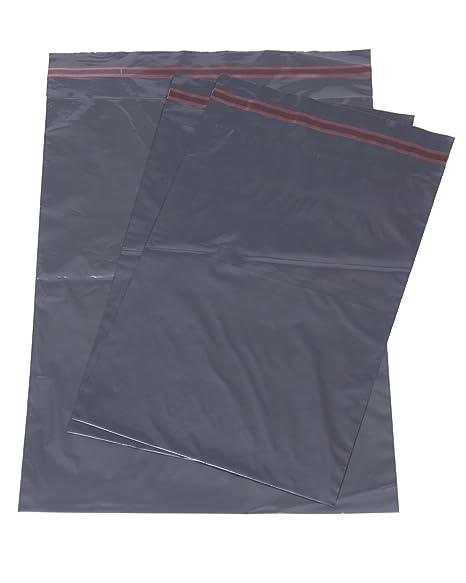 1000 Gris oscuro bolsas de correo Postal/250 mm x 350 mm ...
