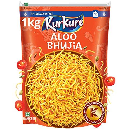 Kurkure Namkeen - Aloo Bhujia, 1kg