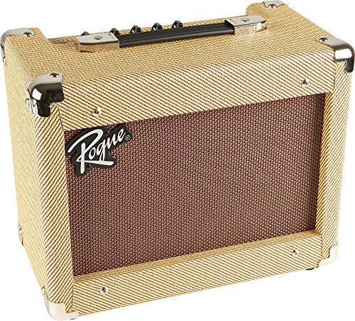 Rogue V15G 15W 1x6.5 Guitar Combo Amp Vintage Tweed by Rogue