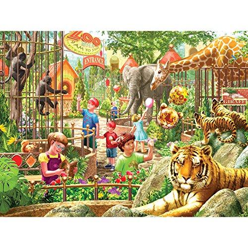 Zoo Jigsaw - 6