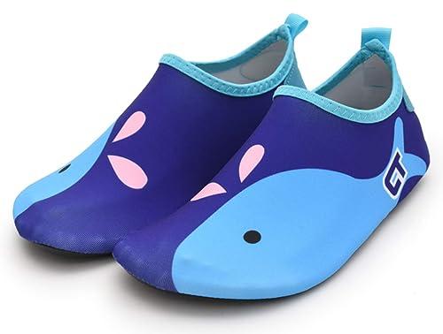 93abc93c Zapatos para Niño Niña Zapatos de Playa Bebe Zapatillas de Piscina  Escarpines Calzado para Agua: Amazon.es: Zapatos y complementos