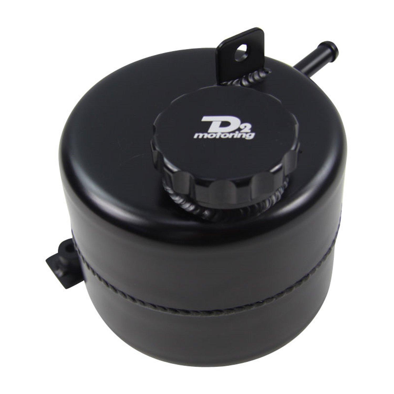Primecooling® ALUMINUM RADIATOR COOLANT EXPANSION TANK for BMW MINI COOPER S 2002-06 / R52 2005-08 (Black) Prime Cooling