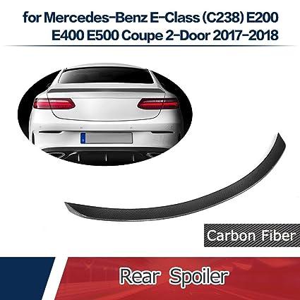 Amazon Com Jcsportline Carbon Fiber Rear Spoiler For Mercedes Benz