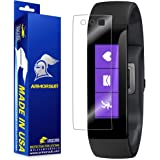 ArmorSuit MilitaryShield - Microsoft Band Screen Protector Anti-Bubble Ultra HD - Extreme Clarity & Touch Responsive Shield with Lifetime Free Replacements - Retail Packaging