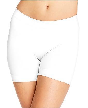 f7ef72e3588 Jockey Women s Underwear Skimmies Short Length Slipshort at Amazon Women s  Clothing store  Boy Shorts Panties