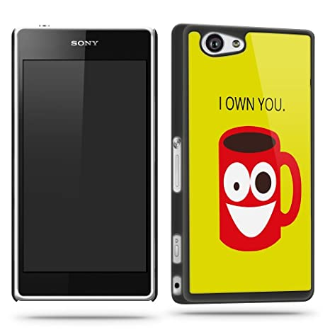 Amazon.com: I Own You Funny Cool Retro Phone Case Shell for ...