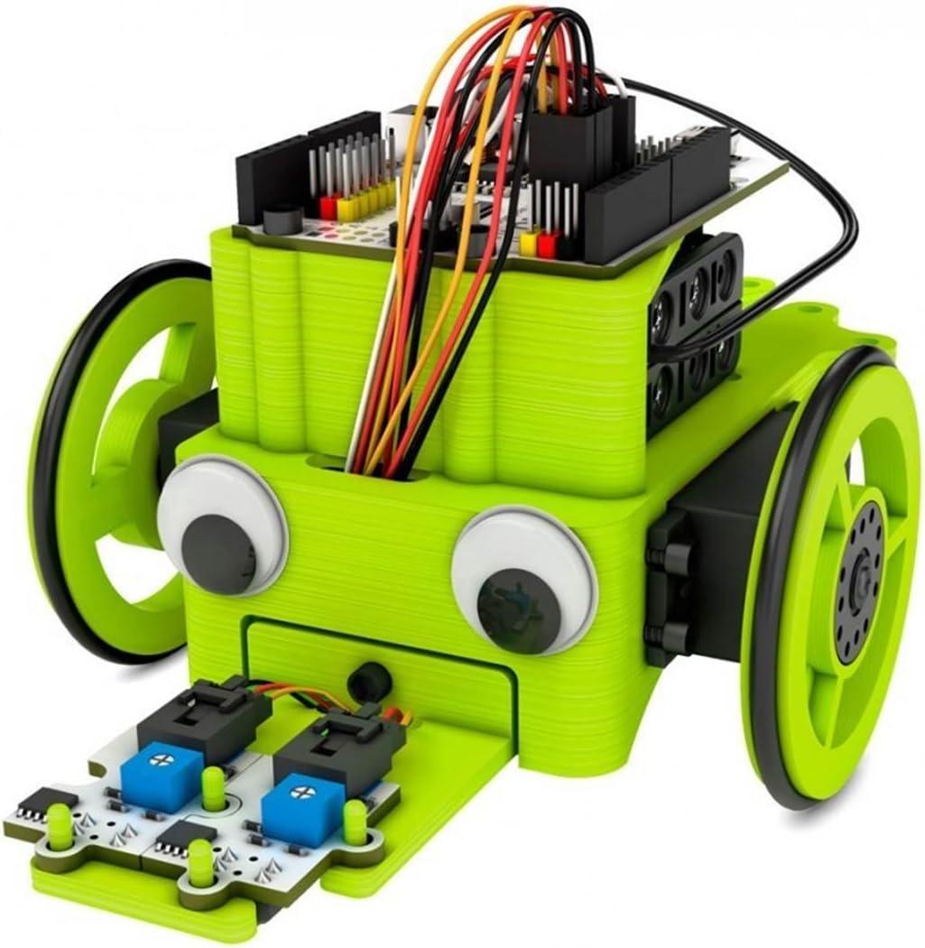 BQ PrintBot Solidario – Marco para kit de robótica, color amarillo ...