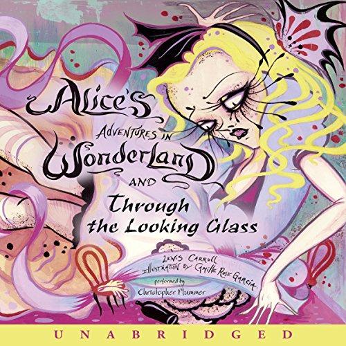 Bargain Audio Book - Alice s Adventures in Wonderland and Thro
