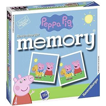 Ravensburger Memory 21415 - Peppa Pig: Amazon.es: Juguetes y ...