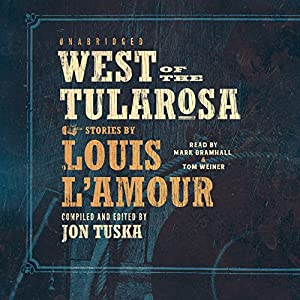 West of the Tularosa Audiobook
