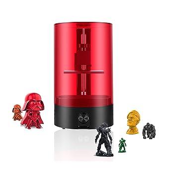 Sparkmaker impresora 3D de alta resolución 1ª versión, mini ...