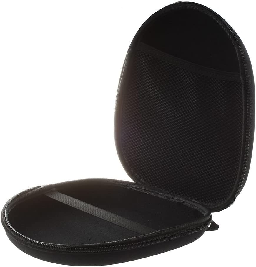 TOOGOO(R) Caja Estuche Bolsa de almacenamiento Bolsa de proteccion de auriculares audifono con mosqueton para Sony V55 NC6 NC7 NC8