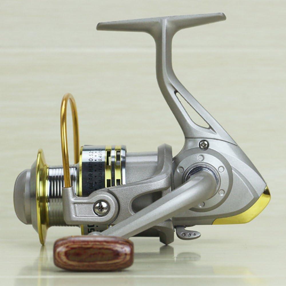 1 Fishing Spinning R Ultra-thin GS1000-7000 Fishing Reel 8 Ball Bearings 5.2