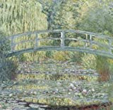 Best Prints Gifts For Bar Foyers - Oil Painting 'Bridge Over A Pond Of Water Review