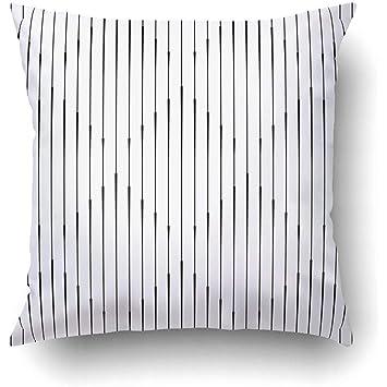 Amazon.com: Fundas de almohada decorativas sin costuras con ...