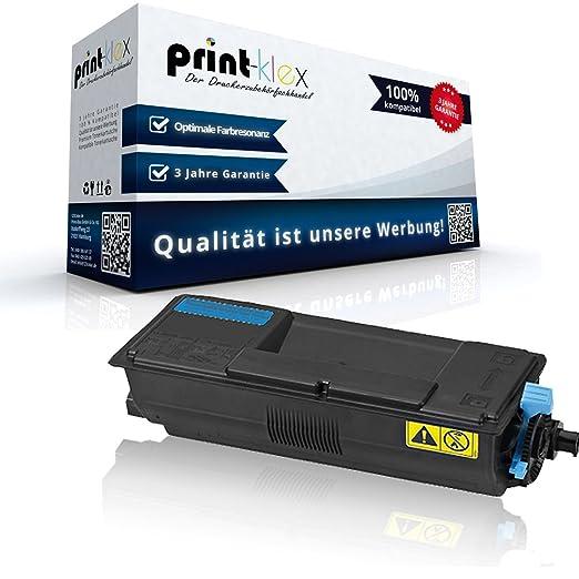 Tóner compatibles - 12.500 páginas - para Kyocera FS4300 fs4300dn ...