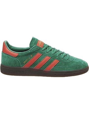 adidas, Handball SPZL Verde BD7620, Zapatillas Verdes para Hombre