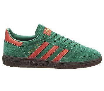 adidas, Handball SPZL Verde BD7620, Zapatillas Verdes para Hombre: Amazon.es: Deportes y aire libre