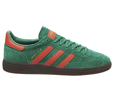 adidas Handball Spezial Bold Green Raw Amber Gum: Amazon.de ...