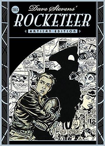 DAVE STEVENS ROCKETEER ARTISAN ED DIRECT MARKET EXC: Amazon.es: Libros en idiomas extranjeros