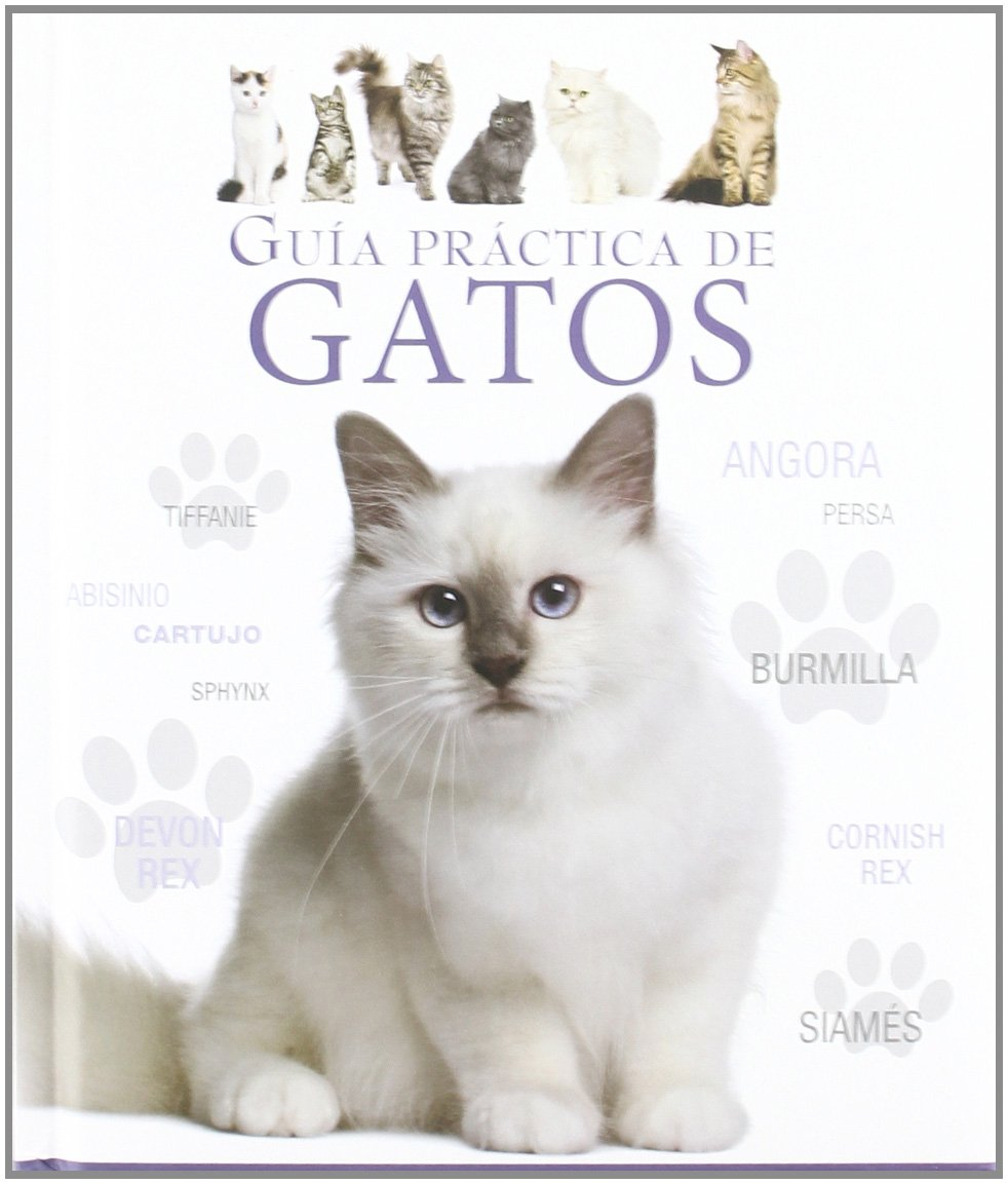 Guia practica de gatos (Naturaleza (lu)): Amazon.es: Aa.Vv.: Libros
