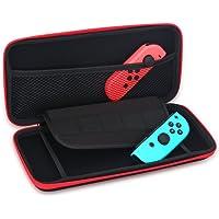 Nintendo Switch Çanta Siyah Oyun Bölmeli ve Korumalı
