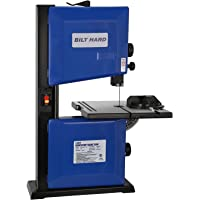 BILT HARD 2.5-Amp 9-Inch Bandsaw, Benchtop Bandsaw for Woodworking with Blade and Miter Gauge - CSA Listed
