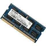 Elpida 4GB PC3-10600S EBJ41UF8BCS0-DJ-F RAM Laptop Memory DDR3 1333 MHZ