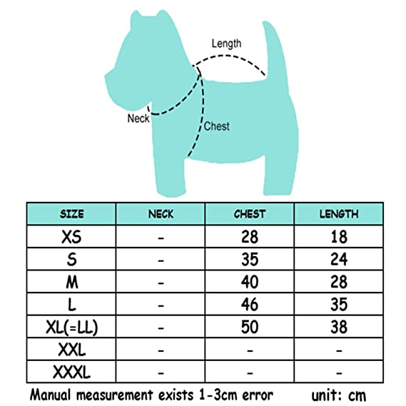 Amazon.com : Huntty Small Dogs ClothesKawaii Costume Yorkshire for Pets Cats Clothes Puppy Vetement Chat Disfraz gato, 1, XL : Pet Supplies