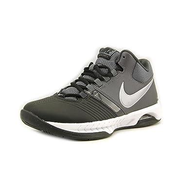 Women's Nike Air Visi Pro V Basketball Shoe Black/Grey/White Size 9.5 M