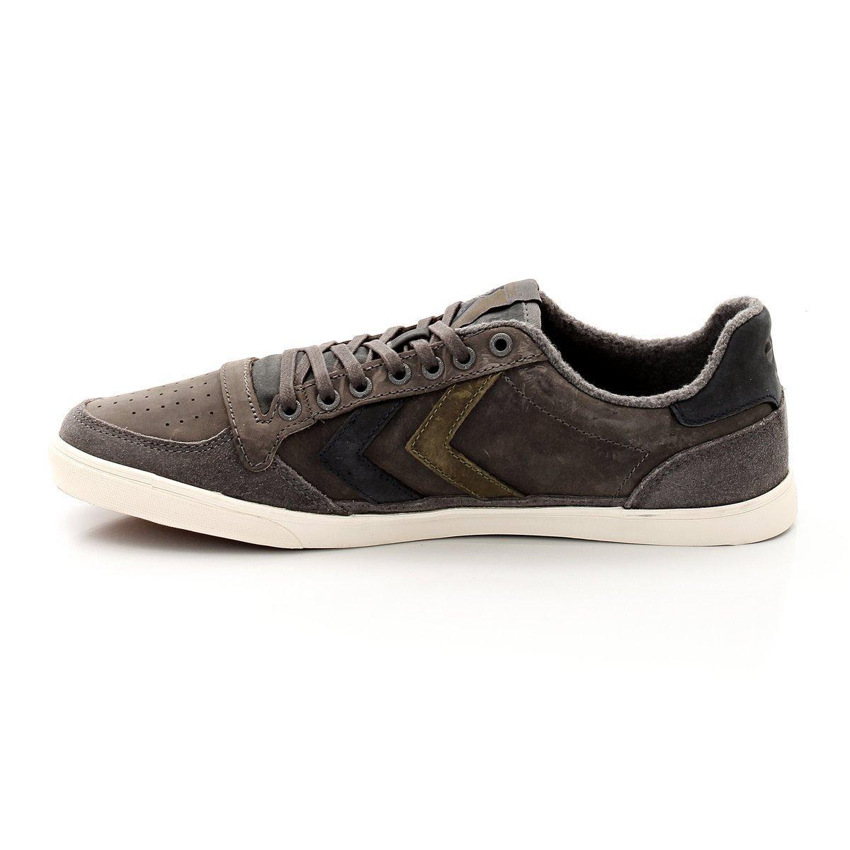 Hummel Schuhe Slimmer Stadil Oiled Low 63907-2600 Castle Rock Schuhgröße 42 xYgCepE