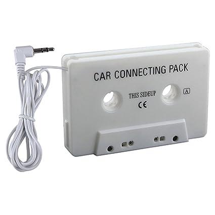 Coche Audio Casete Cinta Adaptador Cassette Adapter Para iPod Touch 3 4th G